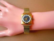 Dugena Festa Handaufzug Uhr mit Flexiband Funktionstüchtig 42,9 g/2,3 cm