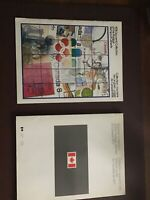 1974 & 1977 Souvenir Collection Of Canada Postage Stamps. Complete And Unused !