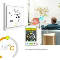 WIFI Thermostat Programmierbar Fussbodenheizung Wandthermostat mit Alexa Google