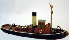 Langley Models 75ft Tid Class Tug Boat waterline N Scale UNPAINTED Kit NMB10a