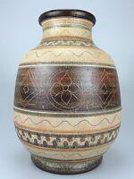 50er 60er Jahre Vase Tischvase Mid Century Keramikvase Nierentisch Ära Design