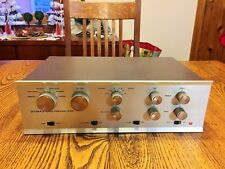 SAVE! Dynaco PAS 3 Stereo TUBE Preamp w/phono Tested 18-13 Clean!