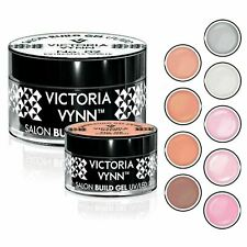 Victoria Vynn UV LED Build Gel Nail BUILDER Cover EXTENSION Tips Overlay NEW,