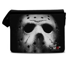 Borsa a tracolla Jason Voorhees mask Friday The 13th messenger bag Hybris
