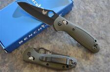 Benchmade 555BKHGOD Mini Griptilian Folding Axis Lock Knife w/ 154CM Blade