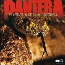 Pantera - Great Southern Trendkill [New CD] Explicit