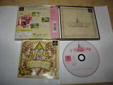 Marl Oukoku no Ningyo Hime Puppet Princess Playstation PS1 Japan import