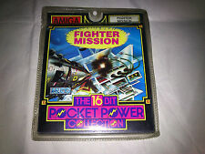 Fighter Mission, Amiga. Pocket Power Collection. XR-35 Figther Mission.