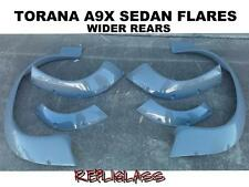 TORANA A9X LH / LX SEDAN FLARES GREAT FOR 10INCH WHEELS