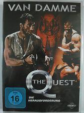 The Quest - Die Herausforderung, Jean- Claude van Damme, Roger Moore, Kampfsport