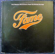 FAME Original Soundtrack - Lp - MGM - 1980 - RX-1-3080