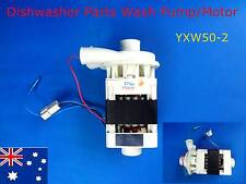 Dishwasher Spare Part Washing Pump/Motor Suits Many Different OEM Brands YXW50-2