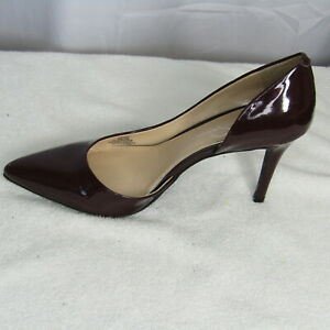 Jessica Simpson Women's Brown Pumps 5 inch Heel Size US size 8B EU 38 Pre-Owned