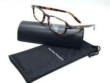 Barton Perreira Tortoise Eyeglasses  CHE JESTON 50 mm Designer  Demo Lenses