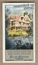 2011 Allen & Ginter's Mini #UG8 Uninvited Guests The Winchester Mystery House
