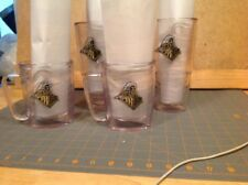 Lot of 4 TERVIS Tumblers 2-24 OZ 2-12oz Handles Purdue Train Insulated Tumblers