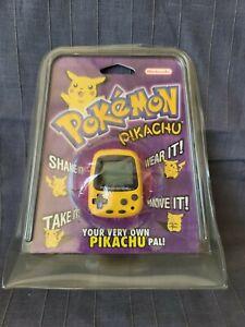 Nintendo Pokemon Pikachu pal virtual pet Sounds Animation clip 1998 game freak
