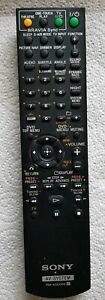 Remote Control Genuine Sony RM-ADU050 for home cinema. TESTED.