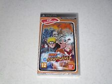 Naruto Shippuden: Kizuna Drive Sony PSP Essentials Import Sealed