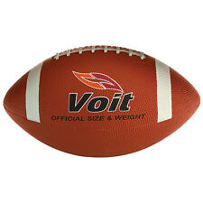 Voit CF9 Rubber Football - Official Size
