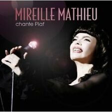 "MIREILLE MATHIEU ""CHANTE PIAF"" CD NEW+"
