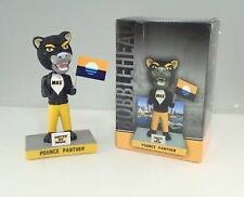 2018 UWM MKE Milwaukee Wisconsin Pounce Panther Mascot Bobblehead In Box