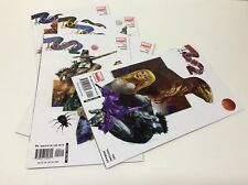 MARVEL 1602 NEW WORLD #1-5 (MARVEL/GREG PAK/TOCCHINI/0617136) COMPLETE SET OF 5