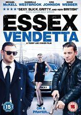 Essex Vendetta (DVD) (NEW AND SEALED) (REGION 2)