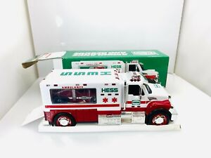 Hess Ambulance and Rescue Truck 2020