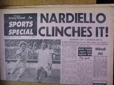 11/03/1978 Coventry Evening Telegraph Newspaper: No 26931 - Coventry City v Leic