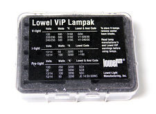 Lowel Pro Light Vip Lamp Pack Case for Bulbs ViP-61