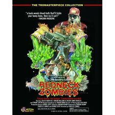 Redneck Zombies 20th Anniversary Edition (DVD, 2008, 2-Disc Set, CD)
