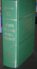 Taber's Cyclopedic Medical Dictionary 15th Edition