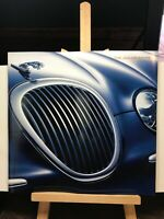 Genuine ~ The Jaguar S-Type 2000 Sales Brochure Catalog with Paint Colors