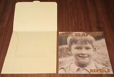 Eric Clapton rare Japan tour book 2001 + rare White box cover More Ec in stock!