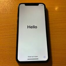 Apple iPhone X 64 Go Space Gray Unlocked (A1901) !ISSUE! Read Description!