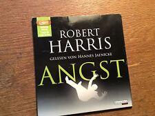 Robert Harris - Angst  [  MP3 CD] Hannes Jaenicke