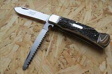 Hartkopf Solingen Jagd Taschenmesser Messer Jagdmesser Hirschhorn 1.4110 324311