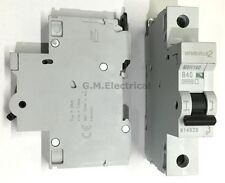 MEM 40 AMP TYPE B 40A MCB EATON MEMERA 2000 ALB401 AB40SB AB40S2 AD40B NEW
