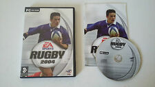 RUGBY 2004 - PC - JEU PC COMPLET