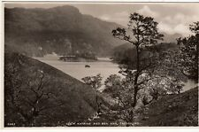 Postcard - LOCH KATRINE AND BEN AAN, TROSSACHS      (Ref B1)