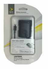 Rapid Travel Charger with Lightning Connector IPhone 5/5s/6/6 Plus/7/8/IPod/iPad
