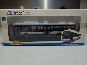 Creative Master AUBUS 1002 Sydney Buses Volvo B12BLE CB60 1:76 Scale.
