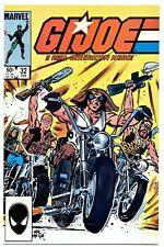 G.I. JOE, A REAL AMERICAN HERO #32(2/85)1:LADY JAYE/RIP-CORD/RECONDO(CGC IT)9.8!