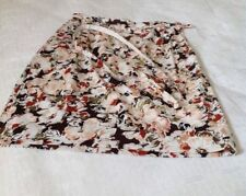 Handmade Polyester Hand-wash Only Floral Skirts for Women