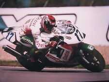 Photo Castrol Honda CBR600 2000 #17 Pere Riba (ESP) Dutch TT Assen