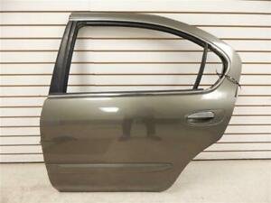 00-01 Infiniti I30 Rear Left Door Shell Brown ET1 H21013Y1CA