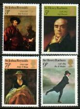 1973 BRITISH PAINTINGS. UNMOUNTED MINT