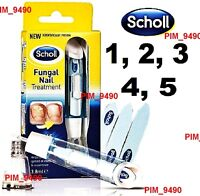 ORIGINAL Scholl Fungal Nail Treatment 3,8ml, Kill Fungus 99.9%, Buy from 1 to 5!