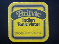 BRITVIC INDIAN TONIC WATER SIMPLY THE BEST THERE IS COASTER